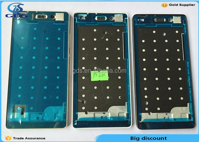 Factory wholesale price p8 lite back door cover black white gold
