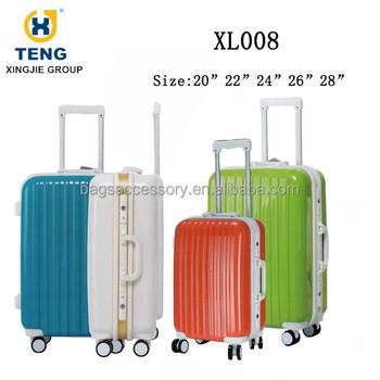 ea8f86d11faa7 Yüksek Kaliteli bagaj arabası çantaları ABS bagaj seyahat çantaları ucuz  bavul çanta