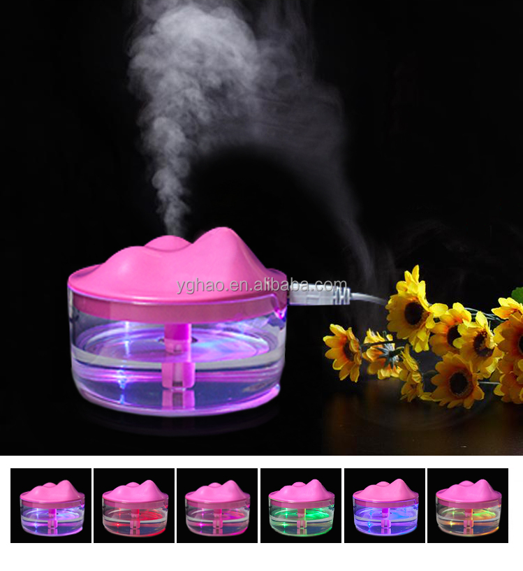 USB office ultrasonic digital humidifier