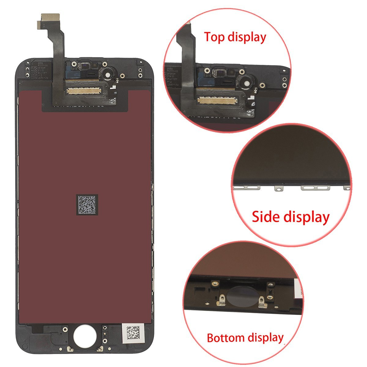 Neue ankunft original handy touch-handy lcd screen für iphone 6 plus