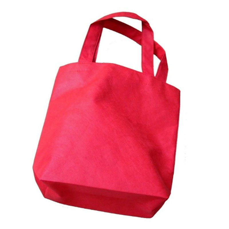 Oempromo environment friendly reusable non-woven shopping tote bag