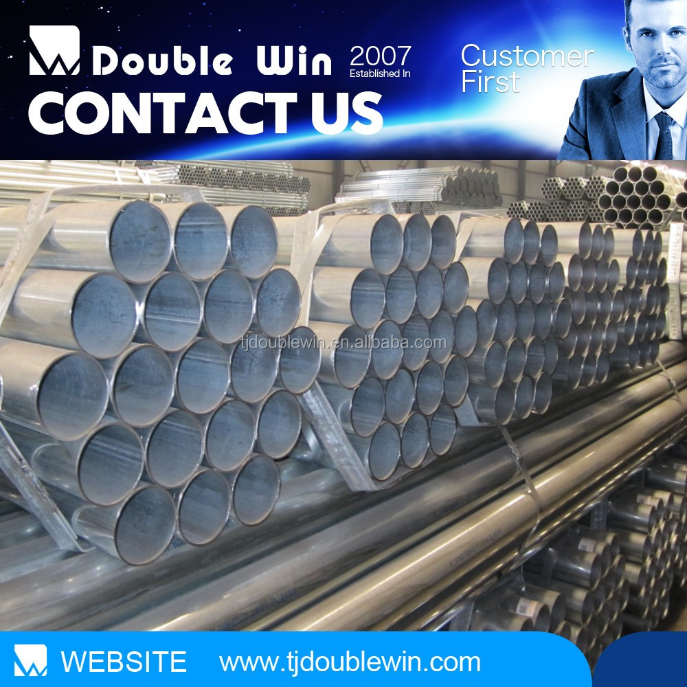 Price Best Selling Hot Sale WT 2.75-8 steel round pipe /gi pipe /electronic pipe