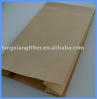 OEM Universal Disposable Brown Paper Dust Bag