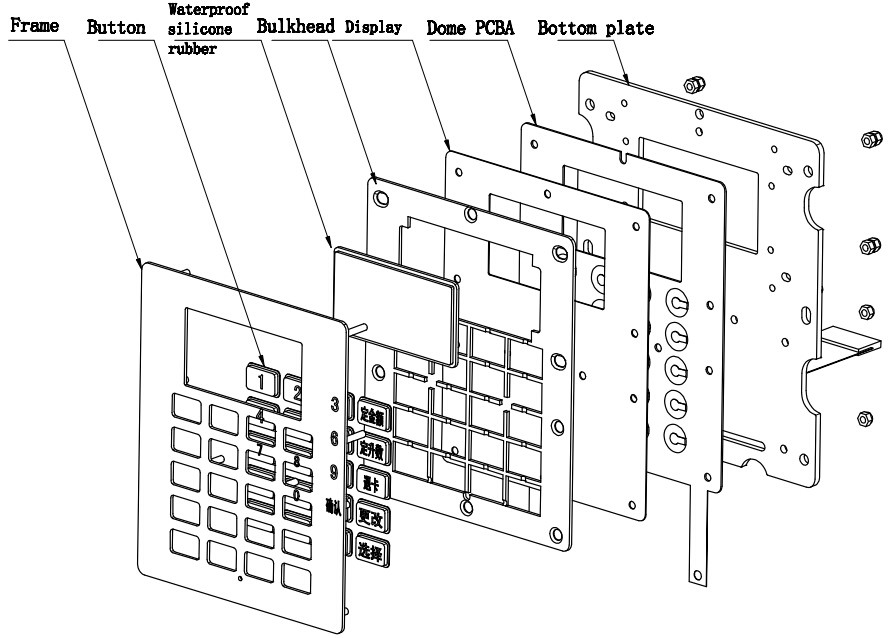 chevy express brakes diagram