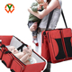 2018 OEM Diaper Bag Nappy Infant Carrier Crib Cot Nursery Folding Travel Baby Bed