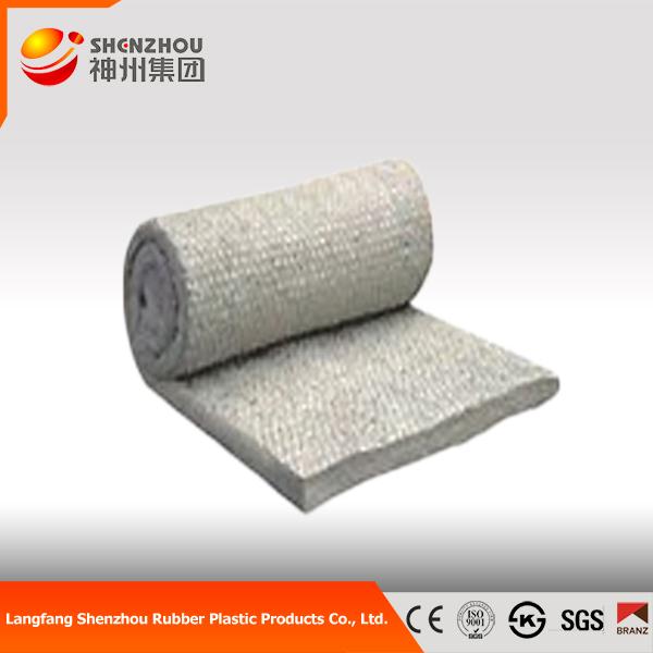 Fireproof rockwool insulation price 50mm rock wool blanket for Fireproof rockwool