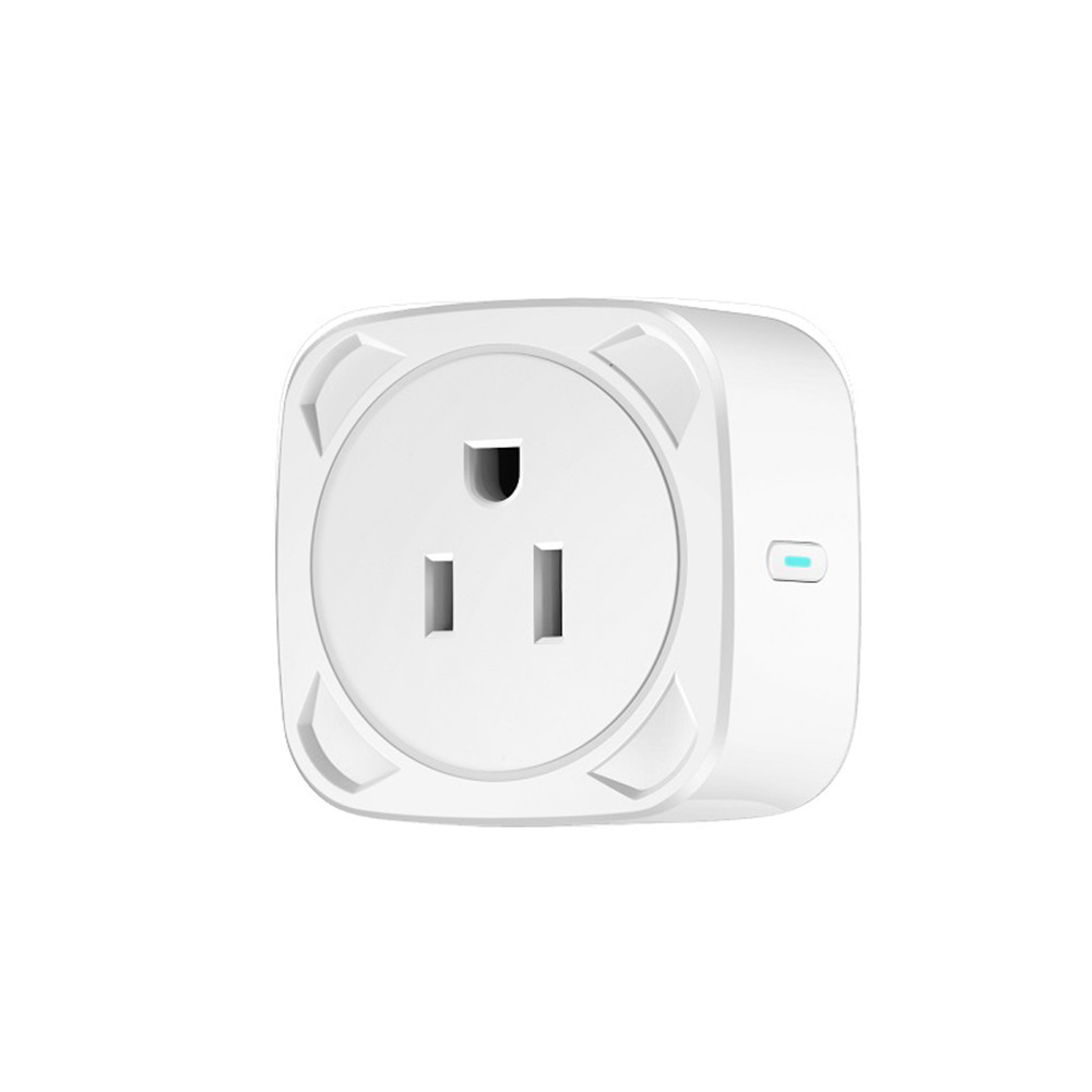 Excel Digital New Design Tuya Us Smart Plug Wifi Enabled Mini Smart Socket  Timing Function Works With Alexa And Google Home - Buy Tuya Smart Plug,Us