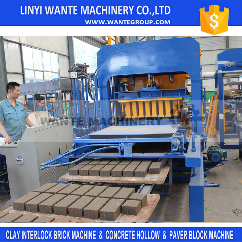 QT4-15 block machine supplier building a cinder foundation with best quality and low price