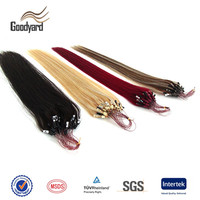 100 unprocessed human virgin micro braid hair extensions