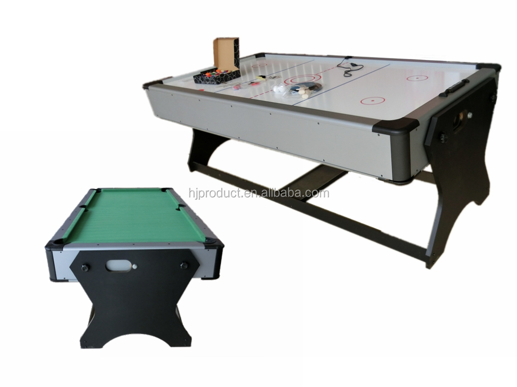 Air hockey and foosball table home design ideas and pictures for Table 6 games