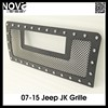 Factory Direct Jeep JK 20-inch Dual Row Light Bar LED Grille Kit