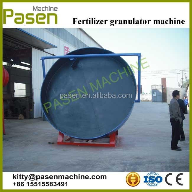 Potassium Sulphate Compound Fertilizer Granulator
