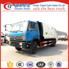DFAC 10m3 Compressed Rubbish Truck ,compactor garbage truck price