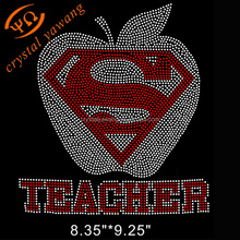 Groothandel Warmteoverdracht Superman Rhinestone <span class=keywords><strong>Design</strong></span> Templates