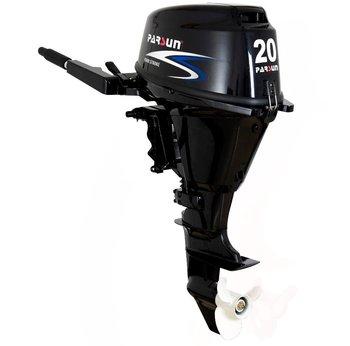 4 takt 20pk motor boot helmstok besturing elektrische. Black Bedroom Furniture Sets. Home Design Ideas