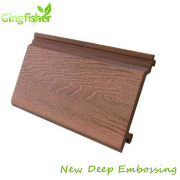 Tiefe Pragung Holz Kunststoff Verbundwerkstoff Wandtafel