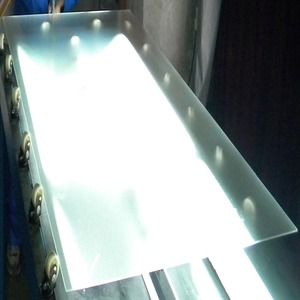 Transparent Glass Solar Panel