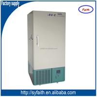 60 Degree Ultra Low Temperature Freezer Used For Plasma,Biologic ...