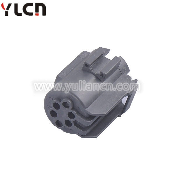 PBT Connector Black 4 Way Electrical Wiring wire connectors types, wire connectors types suppliers and Wiring Harness Diagram at bayanpartner.co