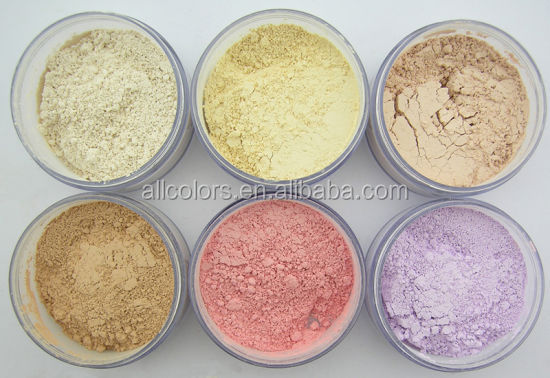 HUE awesome Pearlescent pigment with new design, quality products