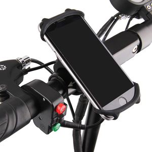 Universal Silicone Bike Mount Mobile Phone Holder Phone Stand