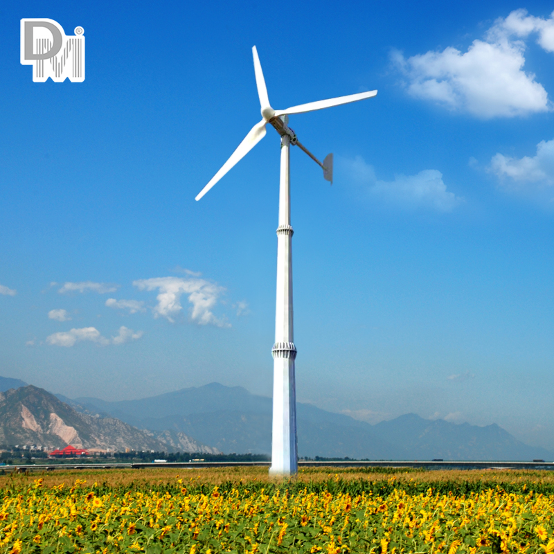 20KW wind turbine for wind generator systems, View wind turbine, deming  Product Details from Jinan Deming Power Equipment Co , Ltd  on Alibaba com