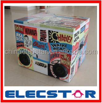 speaker with cooler box, music ice cooler, ice chest