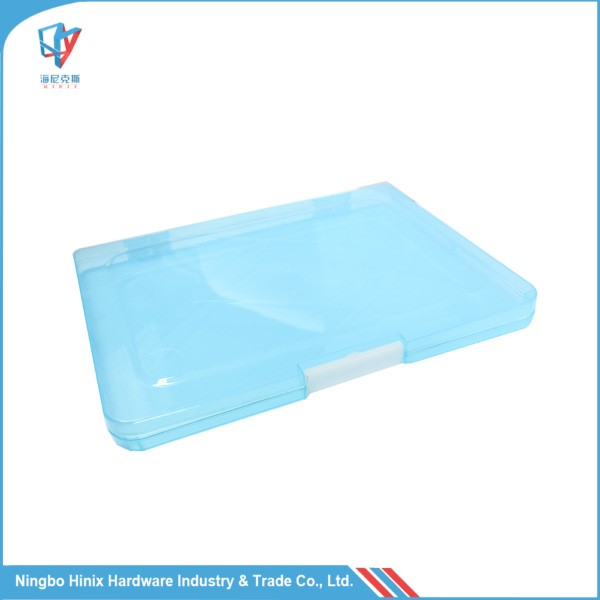 Office Stationary Accessory SGS PP Portable File Box