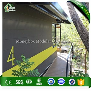 Malaysia 20 ft 40ft container apartments hotel room prefabricated hotel