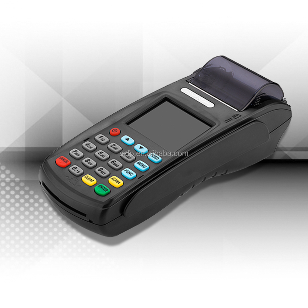 New GPRS pos terminal Wireless WIFI pos thermal printer, Receipt mobile payment terminal,BUS pos terminal NFC validator