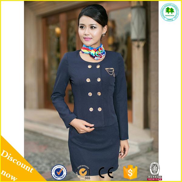 Fashion Air Asia Uniform, Air Hostess Sex for Women