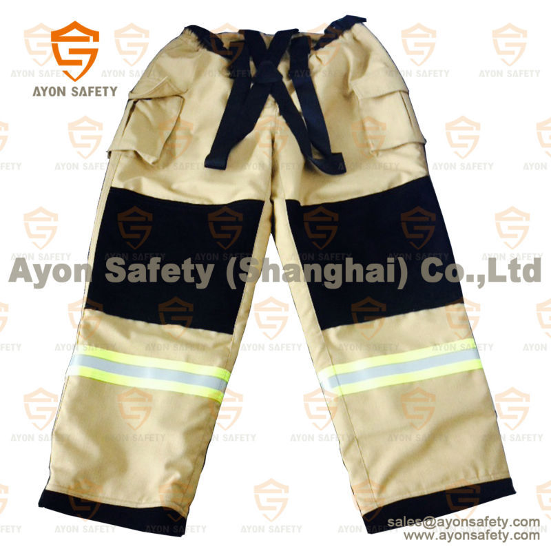 Fireman Clothing Fireman Jacket And Pants With 4 Layer Structure ...