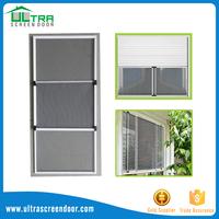 Adjustable Aluminum Profile Fiberglass Mesh Sliding Window Screen