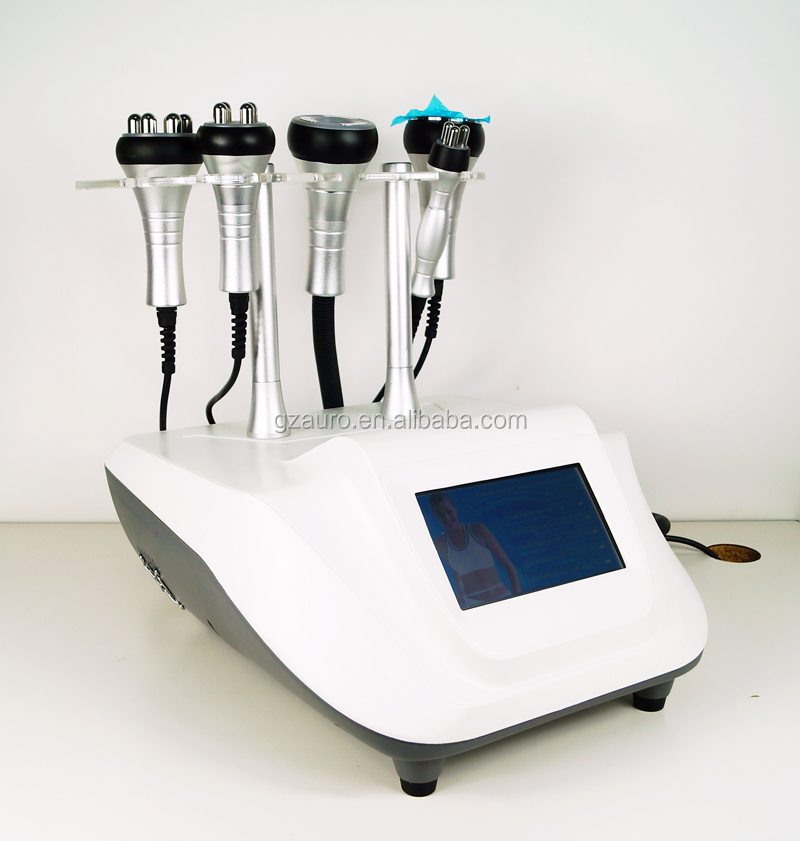 AU-60 Weight Loss,Skin Rejuvenation,Wrinkle Remover,Fat Reduction,Face Lift Feature and Portable Style Ultrasound RF machine