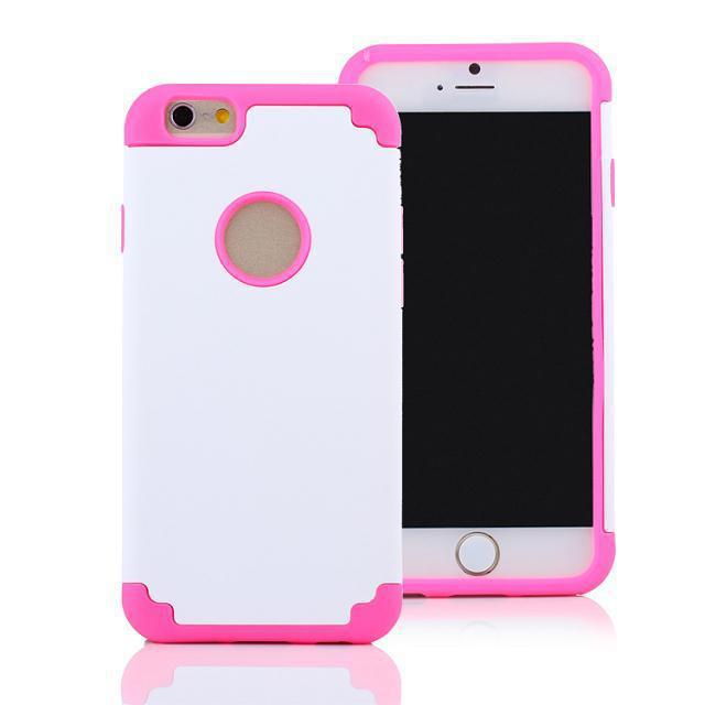 Plastic Mobile Skin For Iphone 6s Plus Ultra-thin Cover Case ...
