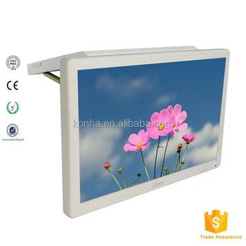 19 inch lcd display advertising monitor with wifi/3G