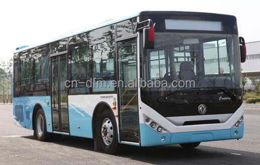 Zhengzhou 9M Dongfeng electric city bus