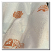 Fashion new flower designs chinese matress fabric