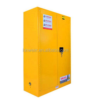 Awesome 45gal Fireproof Flammable Chemical Storage Cabinet For Industry