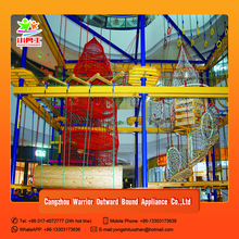 2016 new design baby obstacle courses,adventure ropes course for sale
