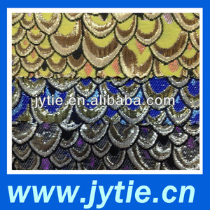 2014 Beautiful Peacock Design Jacquard Fabric