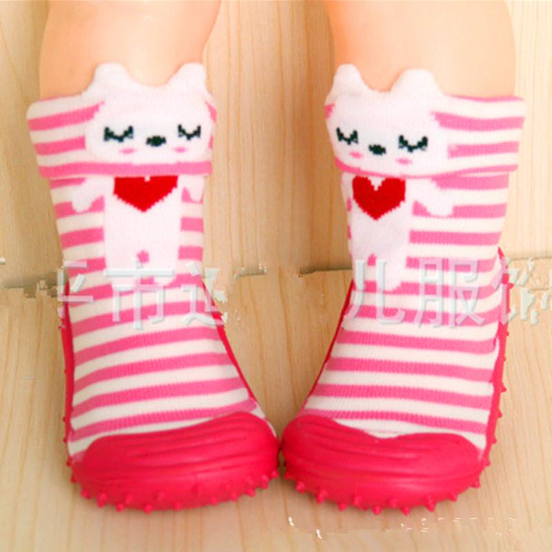 Popular Socks With Rubber Soles For Kids Buy Cheap Socks