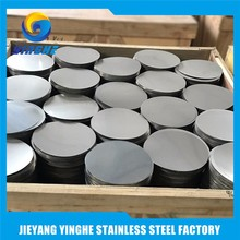 Direct Buy Manufacturers Polishing Material Stainless Steel 201 Circle