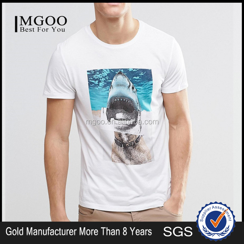 High Quality Apparel Overseas Tee Shirts 100% Combed Cotton Short Sleeve Men T Shirt Clothes With Custom