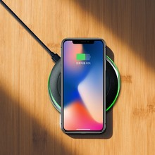 Amazon hot-selling fast delivery qi wireless charger qualcomm quick charge 2.0 fast wireless charger
