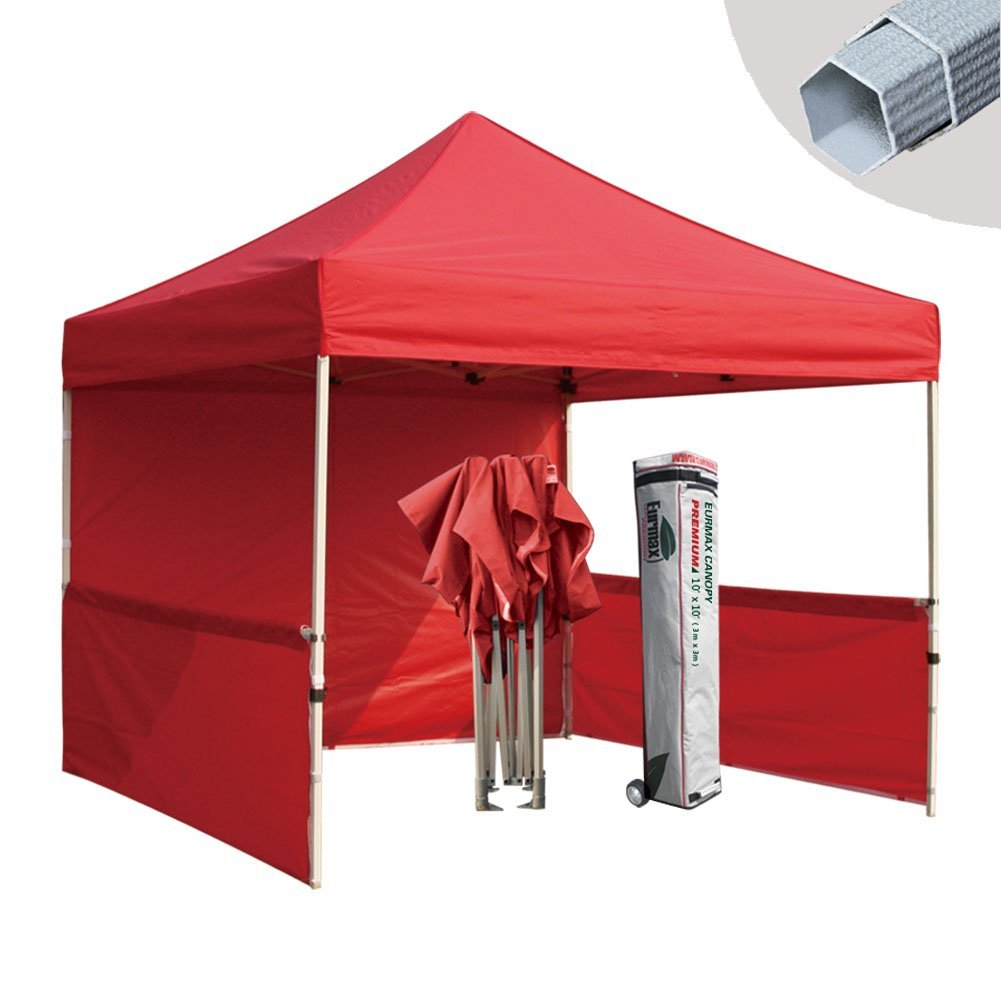 Get Quotations · Eurmax Premium 10x10 Ez Pop up Tent Outdoor Canopy Craft Display Portable Booth Market Stall  sc 1 st  Alibaba.com & Cheap First Up 10x10 Canopy find First Up 10x10 Canopy deals on ...