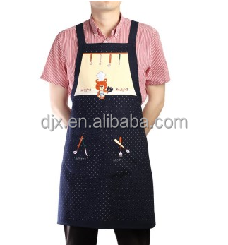 Apron For Men Cotton Cooking Funny Common Kitchen Men's Bib Apron ...