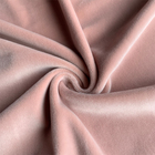 Tear-resistant Knitted Technics And 100% Polyester Material Solid Color Home Textile Fabric
