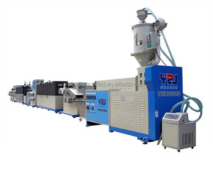 pp packing strap extrusion machine and plastic strap extrusion machine for sale/pp strapping ribbon extrusion line