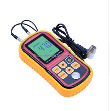 Digital LCD display Ultrasonic Thickness Gauge Metal Testering Measuring Instruments 1.2 to 200MM